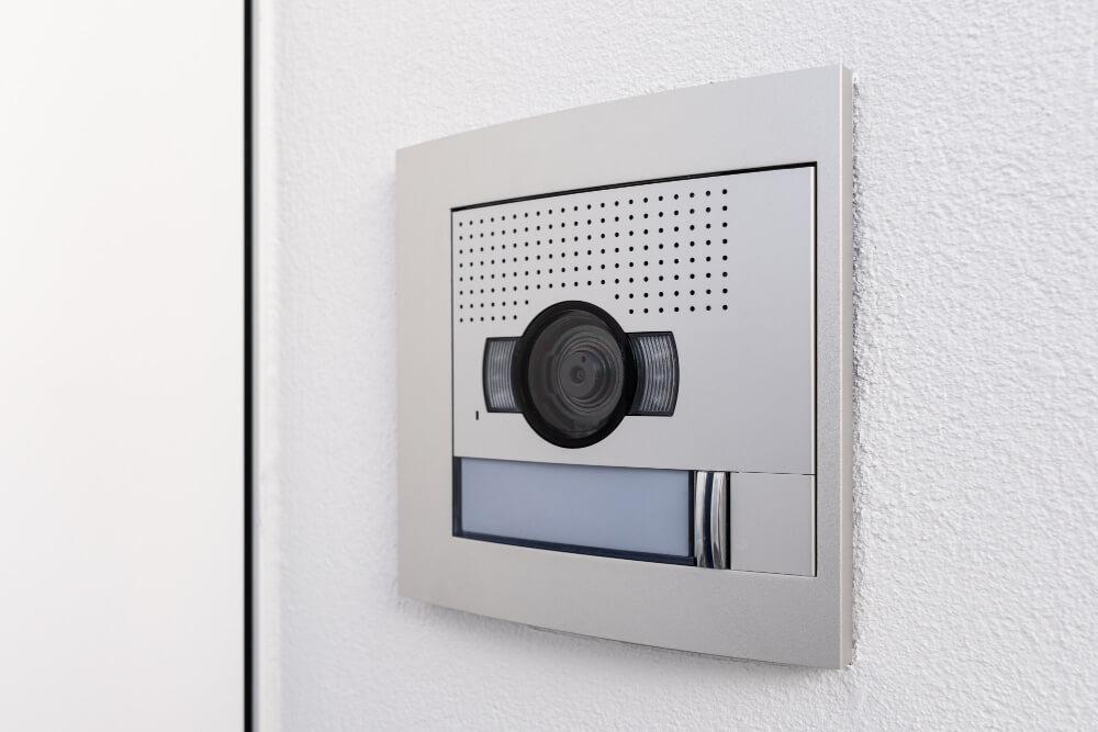 מצלמה עינית לדלת