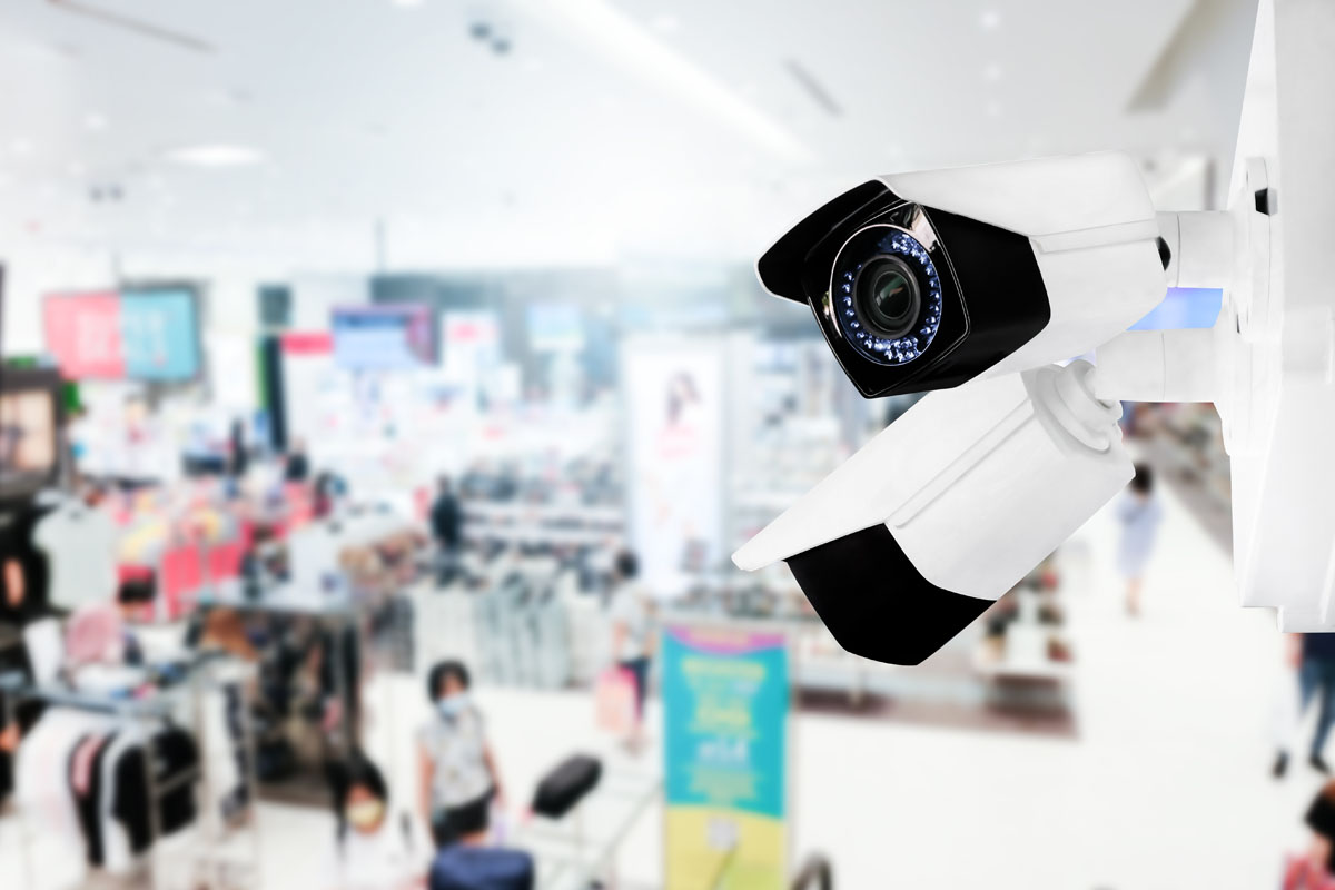 מצלמות אבטחה אלחוטיות לעסק