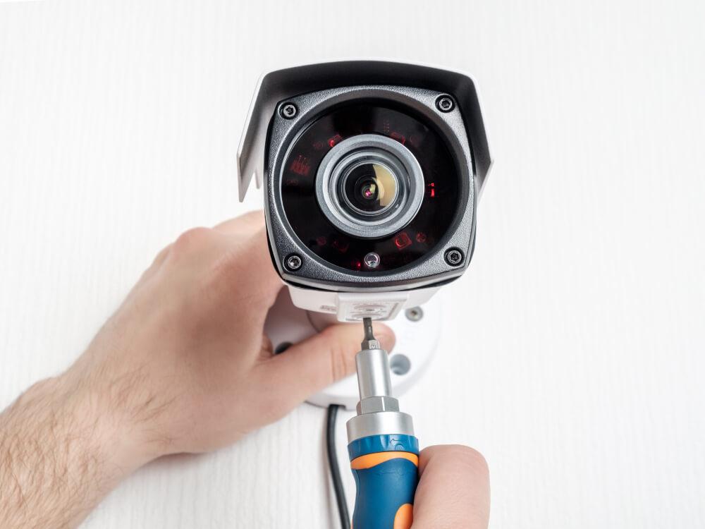 מצלמת אבטחה IP אלחוטית